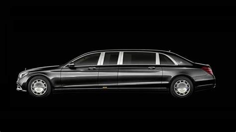Maybach 2019 : 2019 Mercedes-maybach Pullman