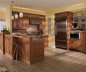 maple cabinets in medium finish diamond cabinetry With kitchen cabinets lowes with papier peint triangle