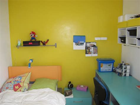 chambre moche déco peinture la chambre du grand avant après