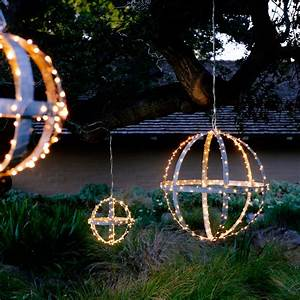 7, Ideas, For, Outdoor, Holiday, Lights