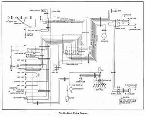 Wiring Diagram For 1947 Chevrolet Light And Heavy Duty