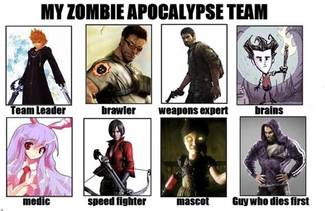 Zombie Apocalypse Team Meme - zombie memes 28 images funny zombie apocalypse meme zombies meme memes the self sufficient
