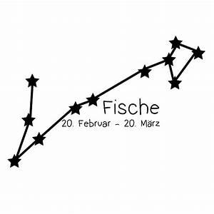 Sternzeichen Fisch Und Krebs : sternzeichen fische wandtattoo ~ Frokenaadalensverden.com Haus und Dekorationen