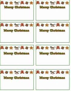 the 135 best free printable christmas cards tags images With free customized name tags printable
