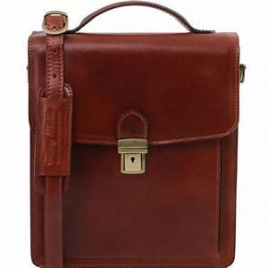 Sac Cuir Bandoulière Homme : sac bandouli re cuir homme tuscany leather ~ Melissatoandfro.com Idées de Décoration