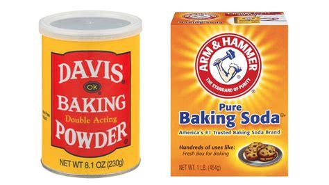 what is baking powder baking soda vs baking powder what s the difference bon appetit