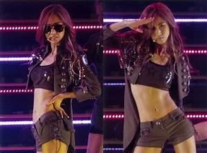 SNSD Yuri's Rigorous Ab Workout | Soompi