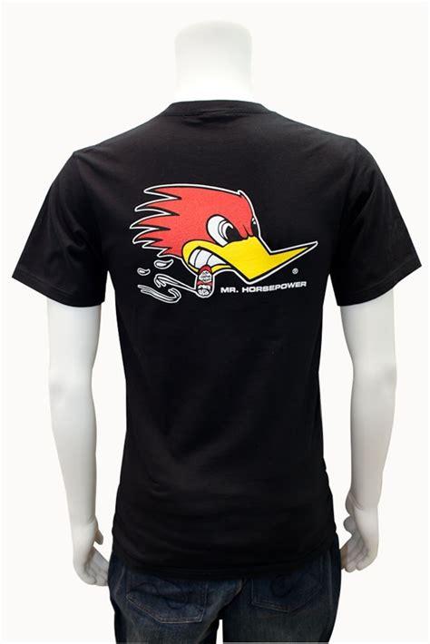 clay smith  horsepower traditonal design  shirt black