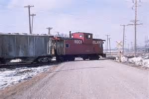Steam Era Freight Cars - Gallery - Cabooses - Rock Island ...