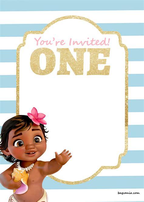 printable disney princess st birthday invitations