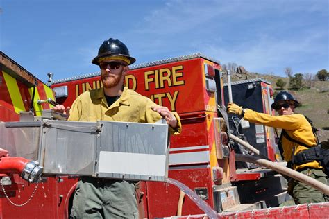 blm utah hosts annual wildland engine operators training