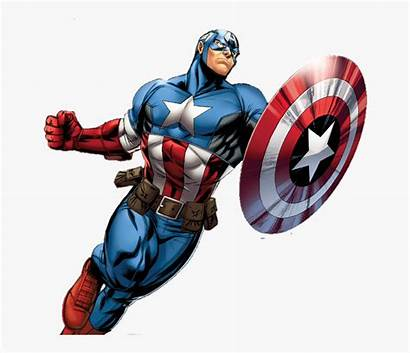 Captain America Clipart Comics Comic Captian Render