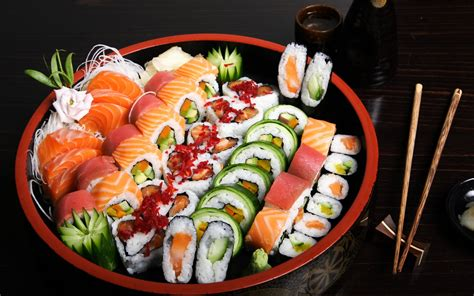 Sushi Japanese Food Rice Japan Asian Oriental 1sushi Fish