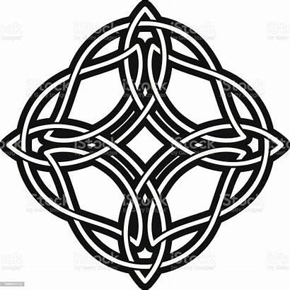 Celtic Medallion Knot Vector Illustrations Illustration Istock
