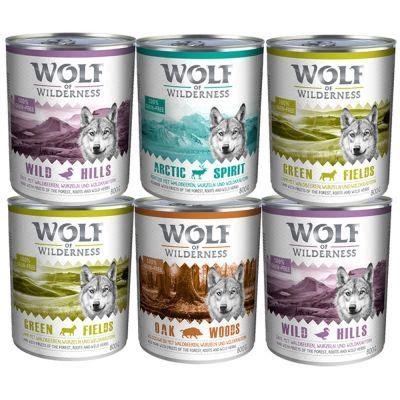rinti trockenfutter 12 kg hunde lieben wolf of wilderness 12 kg trockenfutter 6 x 400 g 6 x 800 g nassfutter