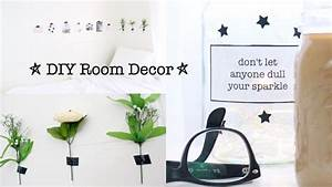 DIY Aesthetic Minimal Room Decor