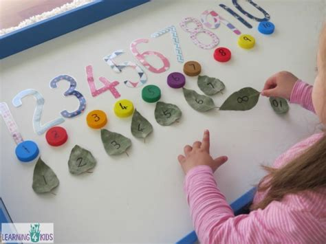 counting and number recognition learning 4 958 | Counting and Number Recognition Activities for preschoolers