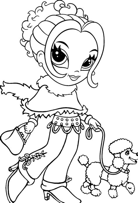 lisa frank coloring pages coloringpages