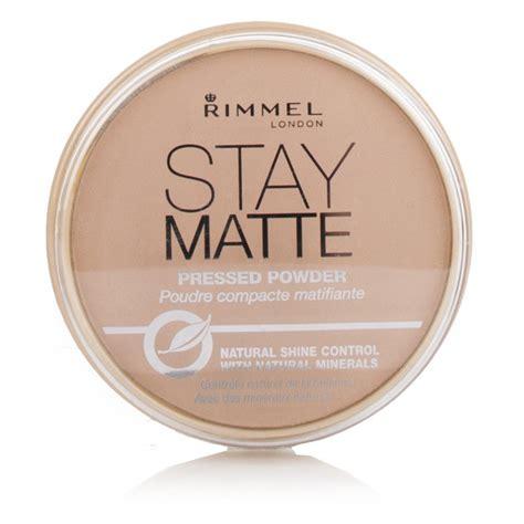Rimmel Stay Matte rimmel stay matte pressed powder 005 silky beige