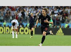 Piala Dunia 2018 Hajar Argentina, Luka Modric Hindari