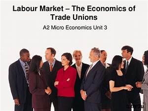 Labour Market  Trade Unions