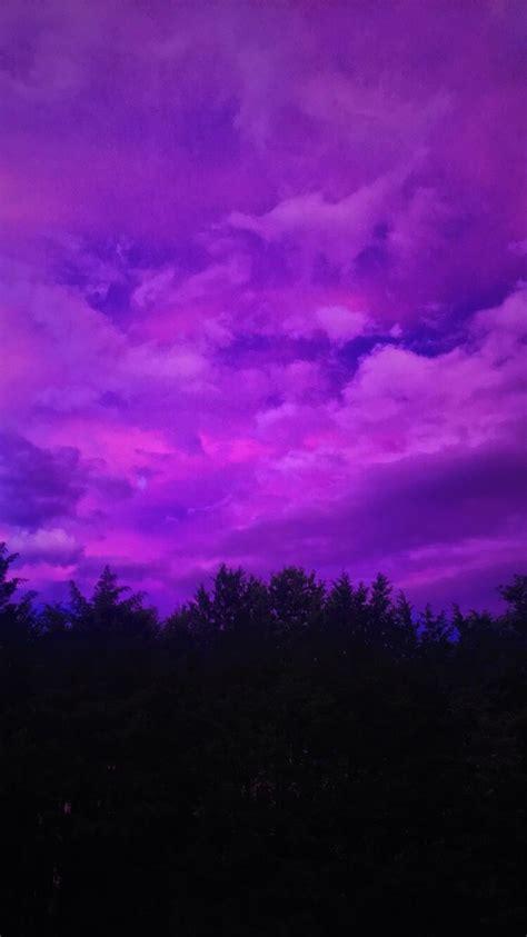 purple skies purple aesthetic lavender aesthetic