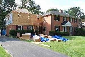 Addition over garage whitby drive renovation for Over the garage addition floor plans