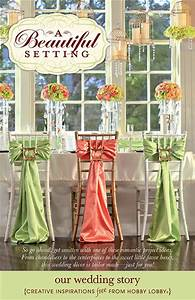 Hobbylobby projects our wedding story for Hobby lobby wedding decor