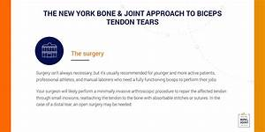 Biceps Tendon Tear Specialists In Nyc