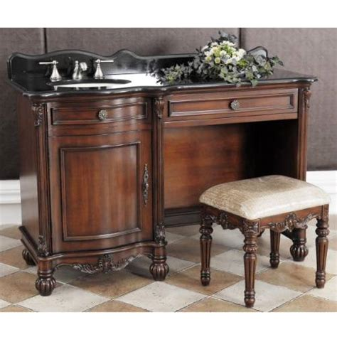 Sink Vanity With Dressing Table by Homethangs Has Introduced A Guide To Alternative