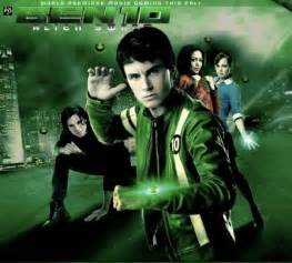 Ben 10 Alien Swarm Movie