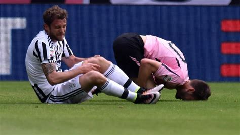 Marchisio undergoes further knee procedure   FourFourTwo