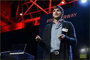 Full Sized Photo of ashton kutcher lenovo product engineer ...