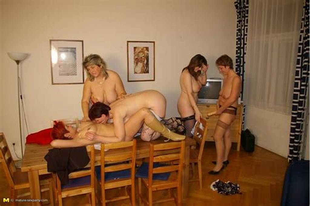 #Welcome #To #An #All #Girl #Mature #Sex #Party