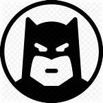 Batman Icon Avatar Clipart Vectorified Icons Library