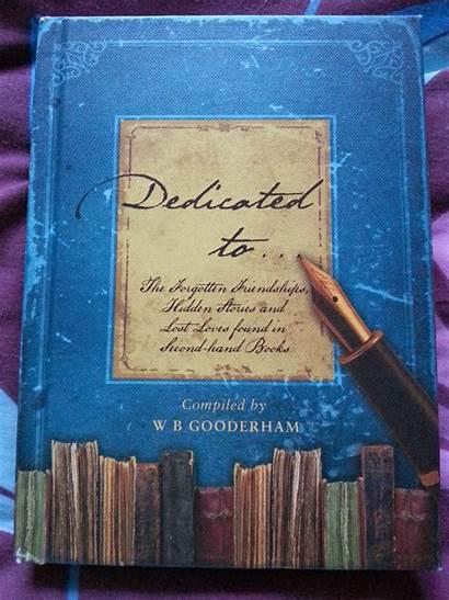 Dedicated Compiled Books Inside Gooderham