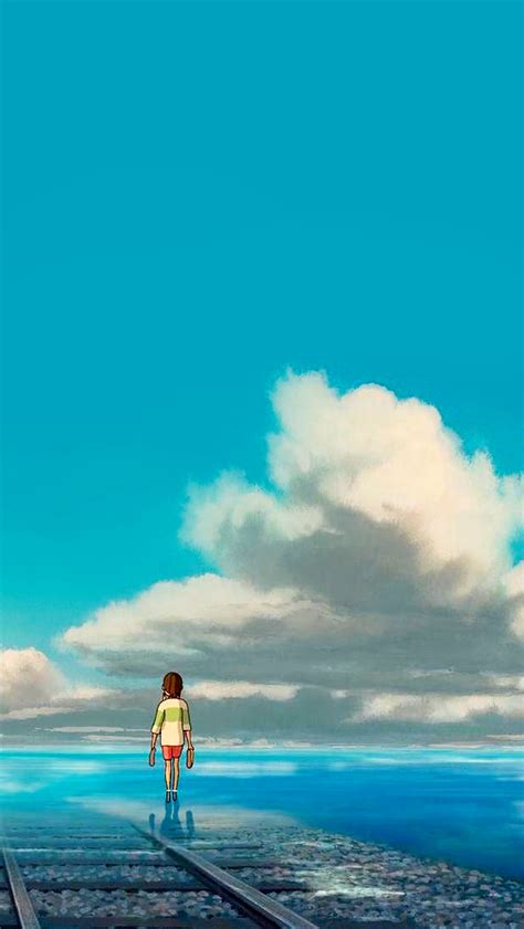 Studio Ghibli Phone Wallpaper Wallpapersafari