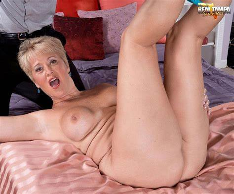 Gloriuos Mature Virgin Poundings More Than She Bargained For