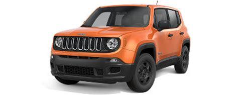 jeep renegade orange 2017 2017 jeep renegade color options