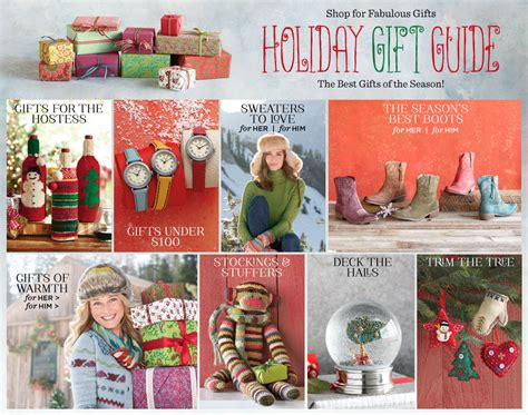 Perfect Christmas Gifts Catalogue By Sanity