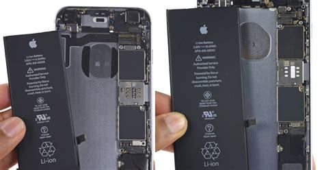 membuka lcd  mengganti baterai apple iphone ss