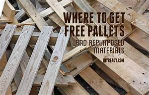 How To Find Free Pallets For DIY Projects DIY Projects