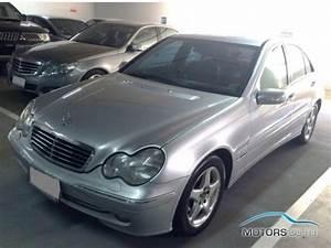 Mercedes Classe C 2002 : mercedes benz c class 2002 ~ Gottalentnigeria.com Avis de Voitures