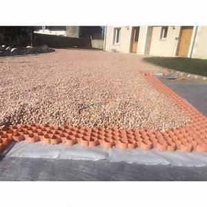stabilisateur de graviers 29 cm nidagravel With dalle pour allee de jardin 9 plaques de stabilisation de graviers nidagravel