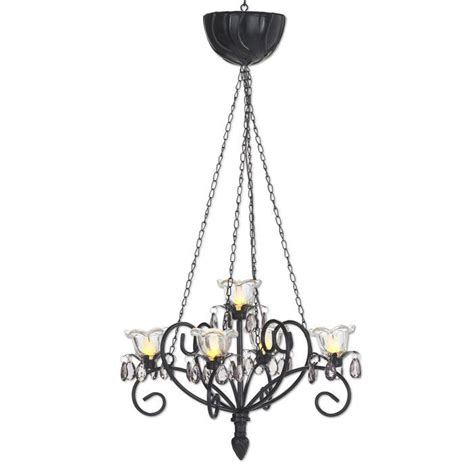 kami series battery powered chandelier this is my