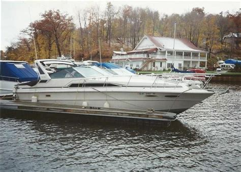 Used Outboard Motors Rochester Ny by For Sale Used 1986 Sea 340 Sundancer In Rochester New