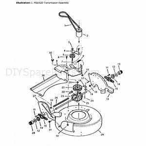 Hayter Double Three  533t001001  Parts Diagram  Drive
