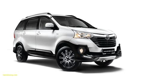 Toyota Avanza 2019 Modification by 2019 Toyota Avanza Top Hd Image Auto Car Rumors