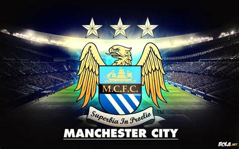 manchester city logo wallpapers wallpaper cave