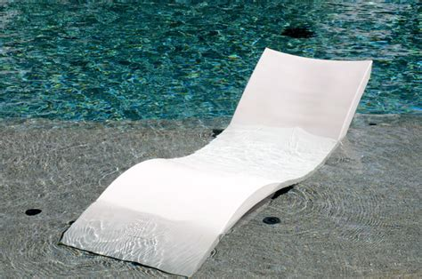 ledge lounger modern outdoor chaise lounges houston